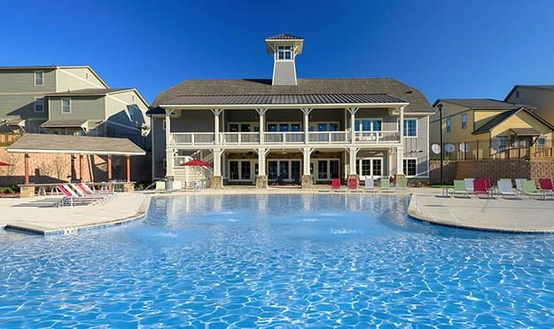 Resort-Style Pool & Outdoor Terrace