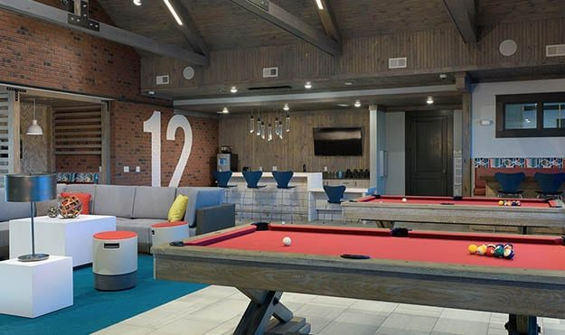 Expansive Clubhouse
