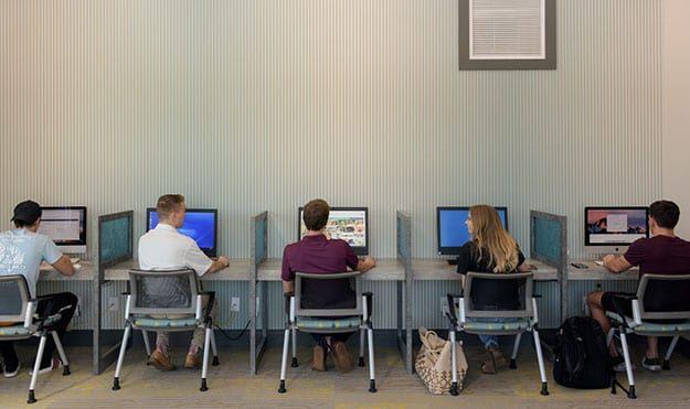 24-Hour Computer Lab