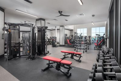 Fitness Center At The Station Buffalo