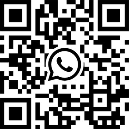 QR Code to WhatsApp for The Station Buffalo